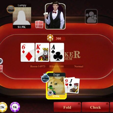 Free Poker Card Games