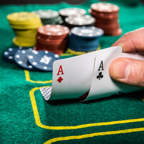 Playing the Game of Poker